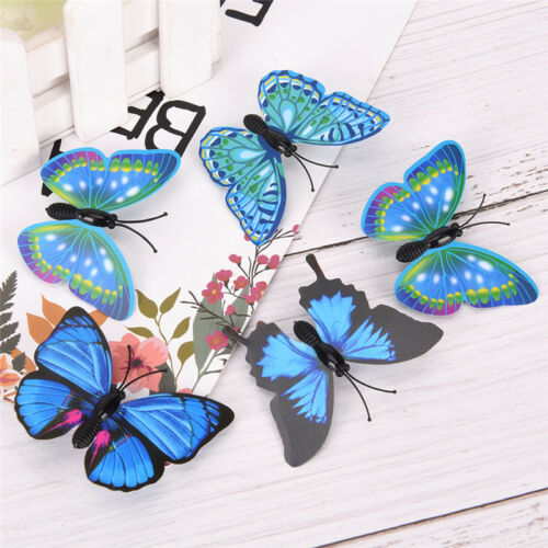 5 STÜCKE Schmetterling Haarspangen Braut Haarschmuck Hochzeit Fotografie WRDE