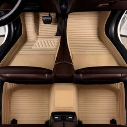 For Mazda 3 Sport 3 6 CX-3 CX-7 CX-9 CX-5 2003-2019 Luxury Custom Car Floor Mats