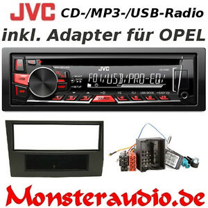 JVC-CD-MP3-USB-Autoradio-OPEL-Astra-H-Corsa-D-Zafira-B-Antara-CAN-BUS-Adapter