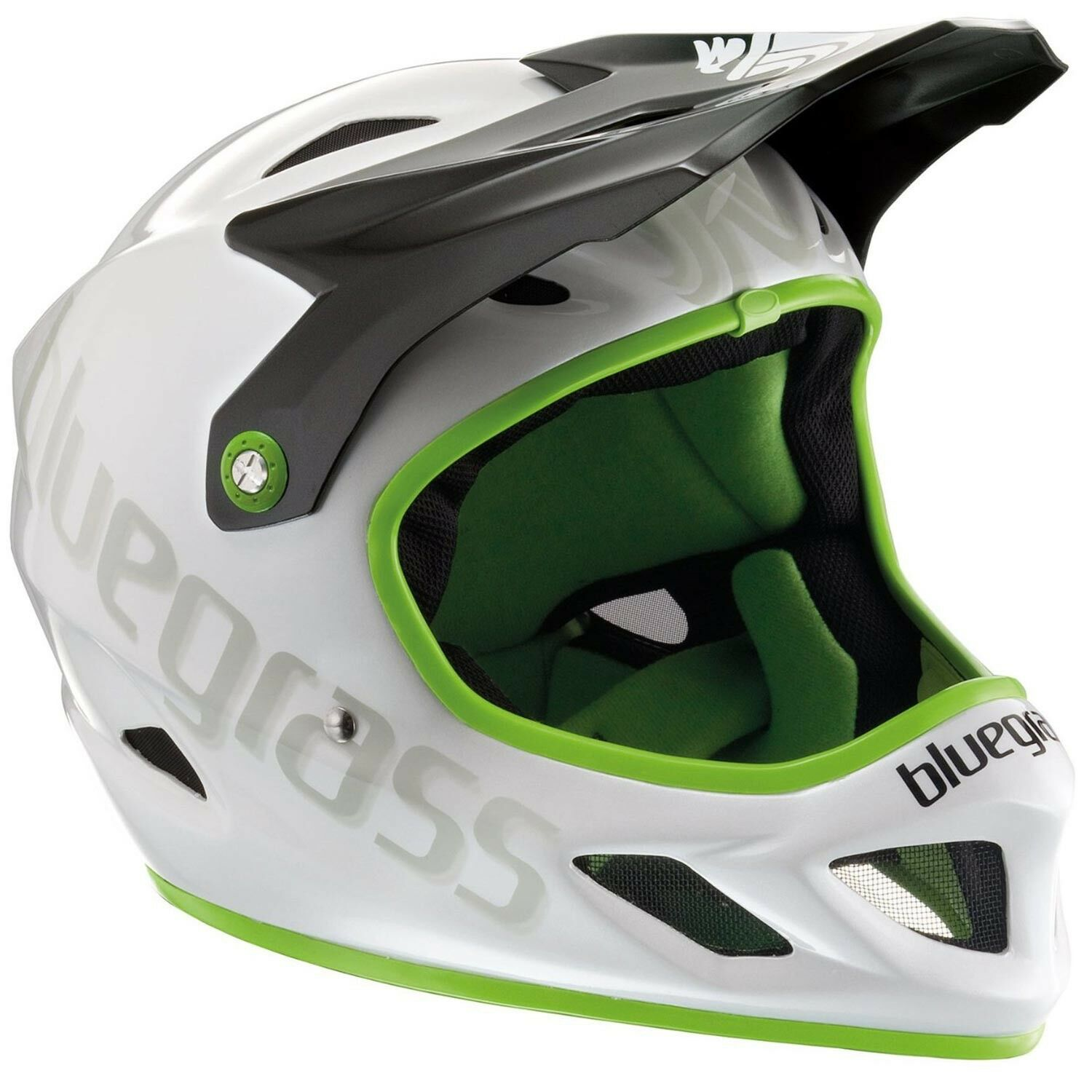 Casco Integrale blugrass Explicit Enduro BMX Trail Downhill Freeride Integrale