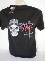(medium) Motorcycle Mafia Live The Dream Die Full Throttle Gangsters T-shirt