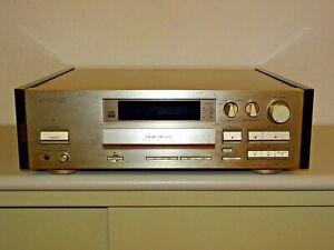 Kenwood DR-W1 High-End CD-Recorder, alle Riemen erneuert, 2 Jahre Garantie