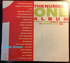 The-Number-One-Album-Various-OPM-Compilation-Original-Artist
