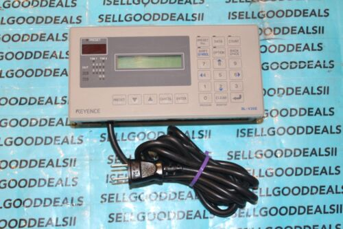 Keyence BL-V35E Display Operator Interface Unit BLV35E