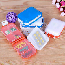 1Stück Pillendosen Medikamentenbox Tablettenbox Pillenbox Tablettendose Pillen