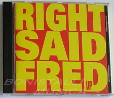 RIGHT SAID FRED - UP - CD Nuovo Unplayed
