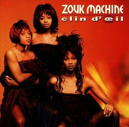 Zouk Machine Clin d'oeil (1994)  [CD]