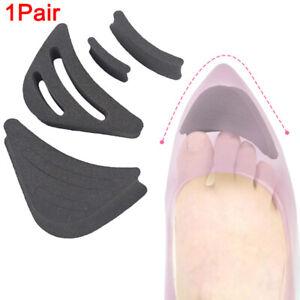 1PairSponge-Forefoot-Insert-Toe-Plug-Half-Toe-Front-Top-Fillers-Shoes-Adjustm-KY