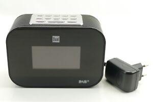 Digitalradio-DAB-Radiowecker-Uhrenradio-Dual-DAB-CR-26-schwarz-PS5