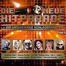 Die-Neue-Hitparade-Folge-8-von-Various-CD-Zustand-gut