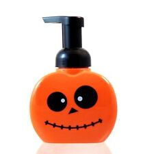 Bath & Body Works Collectable Jack-o-Lantern Halloween Pumpkin Foaming Hand Soap