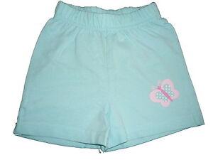 NUEVO-ergee-Increibles-Pantalones-cortos-Shorts-talla-86-AZUL-CLARO-CON