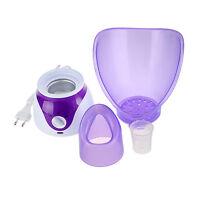 Facial Sauna Spa Personal System Steam Inhalator Face Skin Care Moisturizing