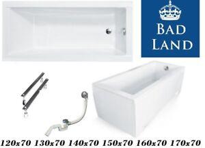 Modern Badewanne Schurze 120x70 130x70 140x70 150x7 160x70 170x70