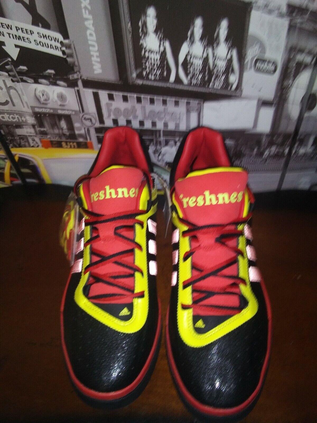 090420c535b 2010 Adidas Top Ten Premium Lo Size 13 Style G06159 RARE Athletic Sneakers