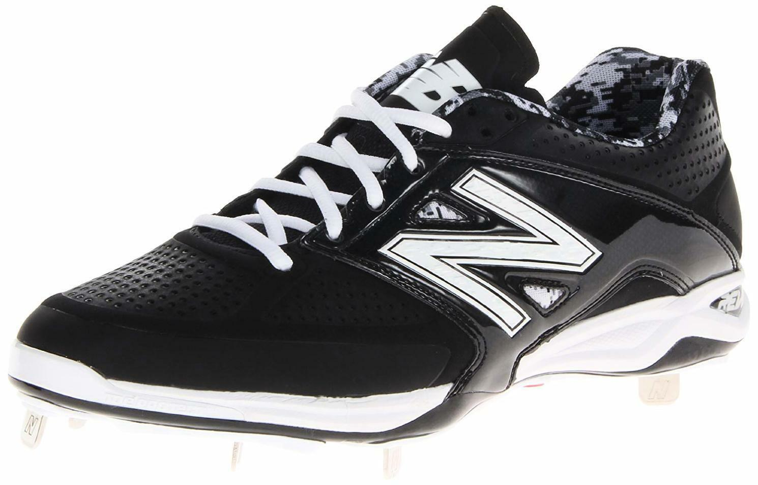 newest collection 30e58 d5459 New Balance hommes L4040 Metal Low Baseball Chaussures - Choose SZ Color