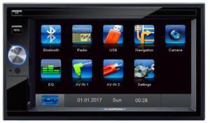 Blaupunkt-Santa-Cruz-370-EU-Prof-2-DIN-Navigation-Touchscreen-DAB-Bluetooth-TMC