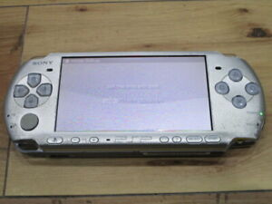 Sony-PSP-3000-Console-Mistic-Silver-Japan-M970