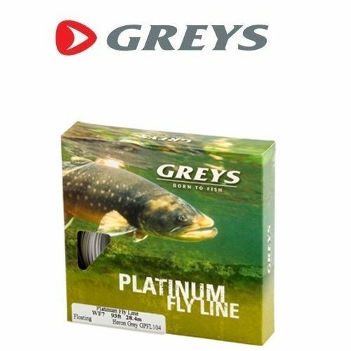 Graus Platinum Platinum Graus Floating Fly Line - CLEARANCE SALE 132d19
