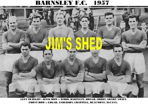 BARNSLEY-F-C-TEAM-PRINT-1957-SEASON-1957-58