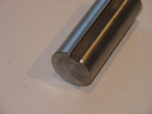 "24/"" Long 7//8/""  Steel Shaft Both Ends Rod Bar  Keyed 1//4/"""