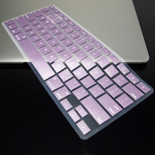 "METALLIC PURPLE Keyboard Cover Skin for Macbook Air 13"""
