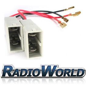 Honda Accord Civic EP 2 3 altavoces cable adaptador telar cable Plug Conector PC2-818  </span>