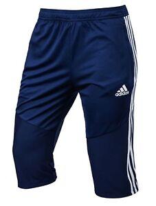 Avento Sports Pants Running Pants 3//4 Black