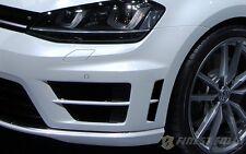 Kiemen Folie Schwarz VW Volkswagen Golf 7 VII MK R Passg. Frontschürze Aufkleber