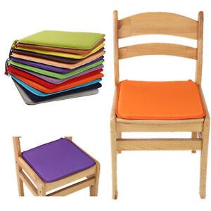 40x40cm-Tie-on-Chair-Cushion-Pad-Seat-Patio-Indoor-Outdoor-Garden-Dining-Kitchen