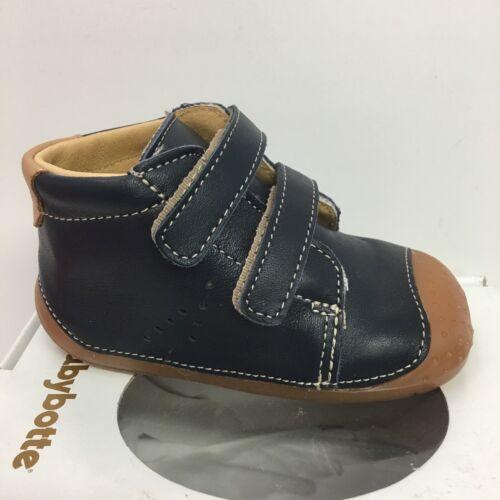 BABYBOTTE zoupi Infant Garçons Cruiser Chaussures en Bleu Marine En Cuir