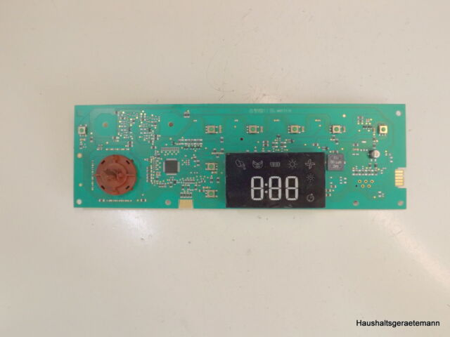 Indesit idce845a trockner elektronik steuerung computime