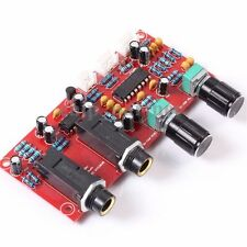 DC 12V-24V PT2399 NE5532 Microphone Amplifier Board Reverberation Digital Volume