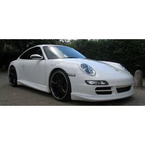 Nsr Porsche 997 Rsr Kit Corps Blanc Aw King Evo 21k Nsr1072aw