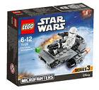 Lego Star Wars 75126 Microfighters First Order Snowspeeder MISB