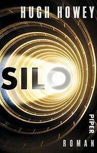 Silo-Roman-von-Howey-Hugh-Buch-Zustand-gut
