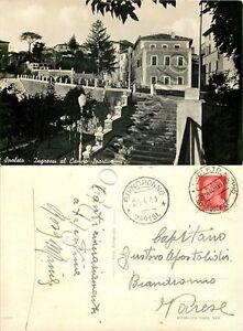 Cartolina-di-Spoleto-campo-sportivo-Perugia-1940