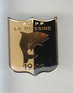 RARE-PINS-PIN-039-S-SPORT-PECHE-FISHING-AAPP-LA-MESSINE-1993-METZ-57-AR
