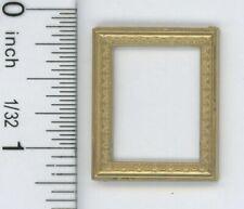Dollhouse Miniature 1:12 Scale Small Picture Frames 3 pcs set #Z285