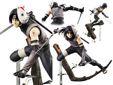 Collections Anime Figure Toy Naruto Uchiha Itachi Figurine Statues 21cm