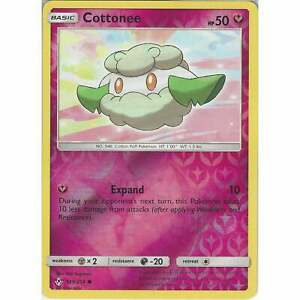 Cottonee-139-214-Common-Reverse-Holo-Card-Pokemon-TCG-SM10-Unbroken-Bonds