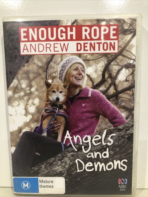 Enough Rope - Andrew Denton - Angels And Demons (DVD, R4)