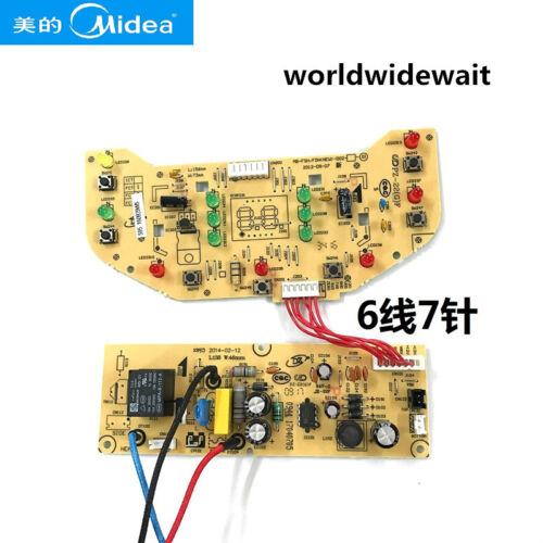 Placa de alimentación y de pantalla de 1Set para cocina eléctrica Midea MB-FD50H//FD40H//FD402//FD302