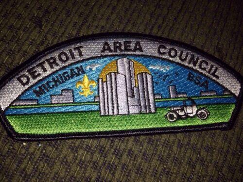 MINT CSP Detroit Area Council SU-A