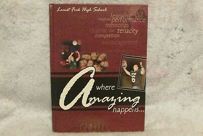 2010 Locust Fork High School Yearbook Birmingham Al Annual Ebay