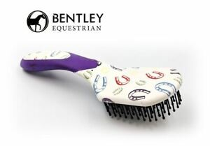 Mane-and-Tail-Horse-Grooming-Brush-Equestrian-Cleaning-Comb-Soft-Grip