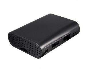 New-Raspberry-Pi-Model-B-2-Model-B-Black-Case-Cover-Shell-Enclosure-Box-Kj
