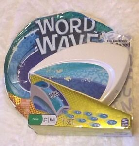 word wave by spin master brand new in package work making family