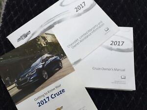 2018 chevrolet cruze hatchback owners manual