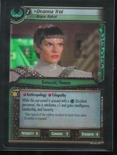 Star Trek Reflections 2.0 Deanna Troi 6P58 NM//M